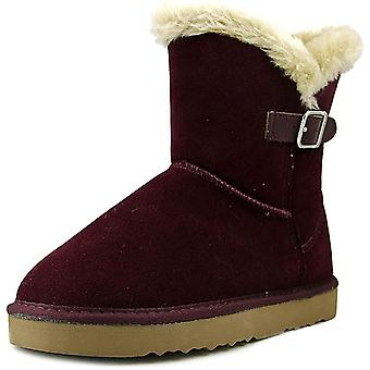 Style & Co. Womens TINY2 Round Toe Ankle Cold Weather Boots