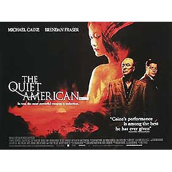 The Quiet American (Double Sided) Original Cinema Poster
