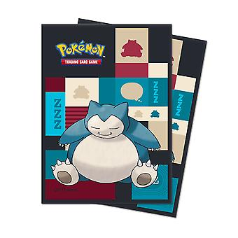 Ultra Pro Pokemon Snorlax Deck Protector manches 65-Pack.