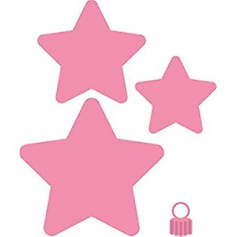 Marianne Design Christmas Star Collectables Die, Pink