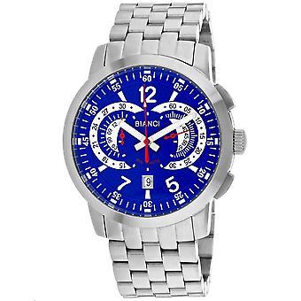 Roberto Bianci Men's Lombardo Blue Dial Uhr - RB70963