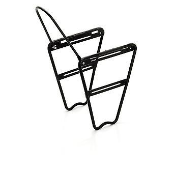 XLC liittyvät paketit lowrider haarukka Gepäcktr. LR-F01 / / musta/hopea