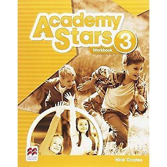 Academy Stars Level 3 Workbook by Kathryn Harper