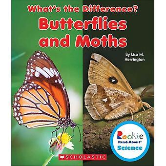 Butterflies and Moths by Lisa M Herrington