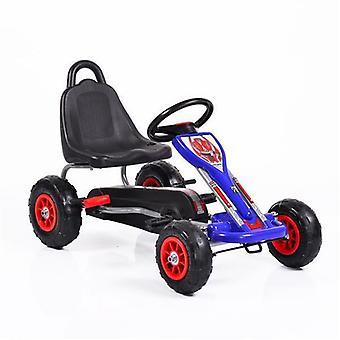 Kids Gokart A05 Falcon Air, neumáticos, pedal, freno de mano, a partir de 3 años