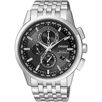 Kansalainen miesten watch tyylikäs kello chronograph AT8110 61E