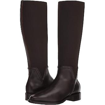 Aquatalia Damen Nanina Stoff geschlossen Toe Knie High Fashion Stiefel