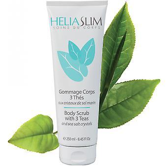 Body Scrub 3 Thes Heliaslim - To Sea Salt Crystals