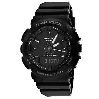 Casio Uomini's G-shock Black Dial Watch - GMAS130-1A