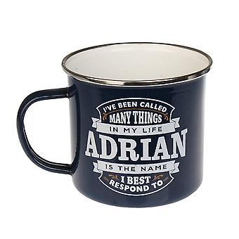 Histoire et Héraldique Adrian Tin Mug 25