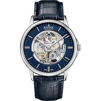 Edox 85300 3 BUIN Les Bémonts Relógio Masculino