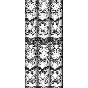 Eurowrap Butterflies Gift Wrap Rolls (Pack of 12)