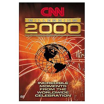 CNN Millennium 2000 (2003) DVD NEW