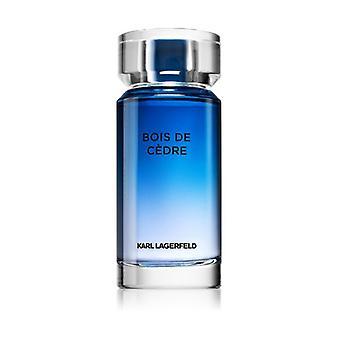 Men's Perfume Bois de Cèdre Lagerfeld EDP (100 ml) (100 ml)
