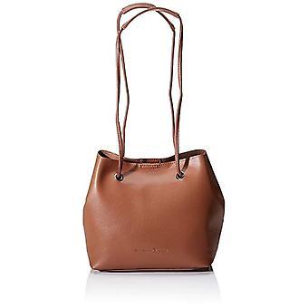 Tom Tailor Denim Aurelie - Women Brown Shoulder Bags (Cognac) 25x22x17.5 cm (W x H L)