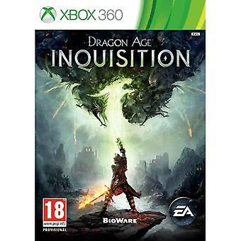 Dragon Age Inquisition Xbox 360 Game