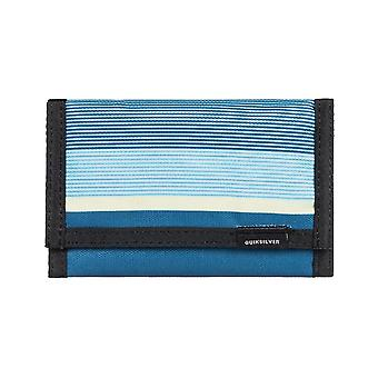 Quiksilver The Everydaily Polyester Wallet in Caribbean Sea