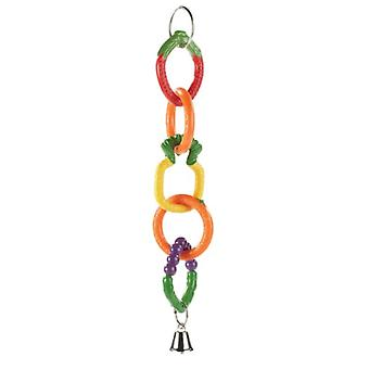 Classic For Pets Fruity Swing Rings (Ptaki , Zabawki)