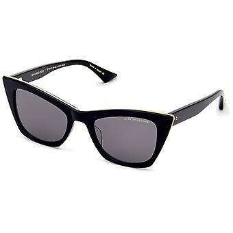 Dita Showgoer DTS513 04 Black-Rose Gold/Dark Grey Sunglasses