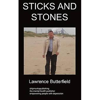 Sticks and Stones a book dealing with depression by Butterfield & Lawrence