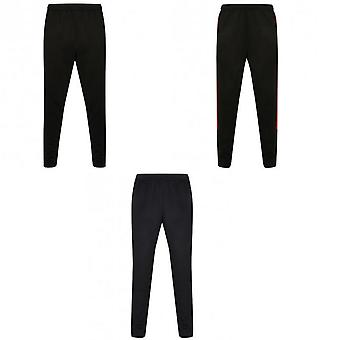 Finden and Hales Mens Knitted Tracksuit Pants