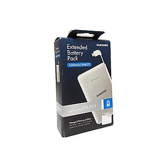 Samsung Portable Charger Battery Backup 11300 mAh Micro-USB - Silver