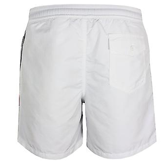 Ralph lauren men's white traveller swim shorts