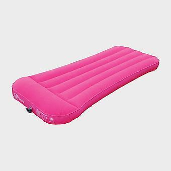 New Hi-Gear Kids' Flock Airbed Pink