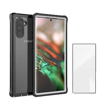 Samsung Galaxy Note 10 extra shock-resistant shell with screen protection