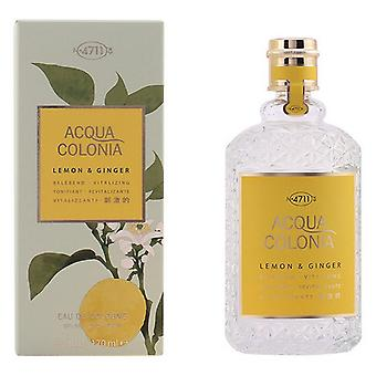 Kvinder 's Parfume Acqua 4711 EDC Citron & Ingefær