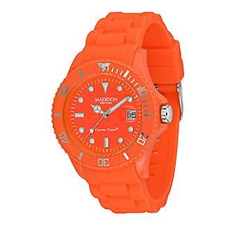 Unisex Watch Madison U4503-51 (40 mm)