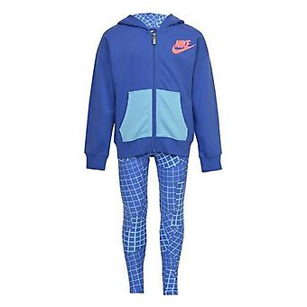 Baby's Tracksuit Nike 923-B9A Blue (12 meses)