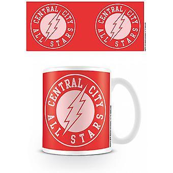 The Flash Central City All Stars Mug