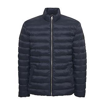 Johnson Dark Navy Lightweight Padded Coat