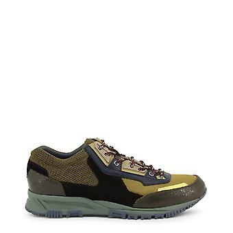 Man leather sneakers shoes l30519
