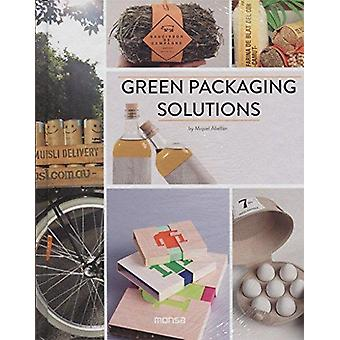 Green Packaging Solutions by Miquel Abellan - 9788416500376 Book
