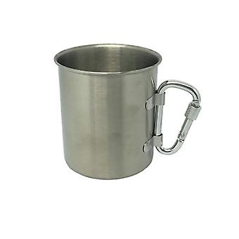 Rovin Rovin Single Wall Stainless Steel Cup