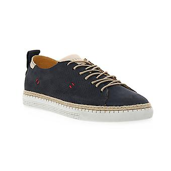 Cafe noir 2253 blauwe sneaker sneakers mode