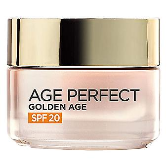 Anti-Falten Creme Golden Age L'Oreal Make Up (50 ml)