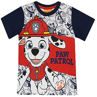 Paw patrouille kinderen t-shirt marshall