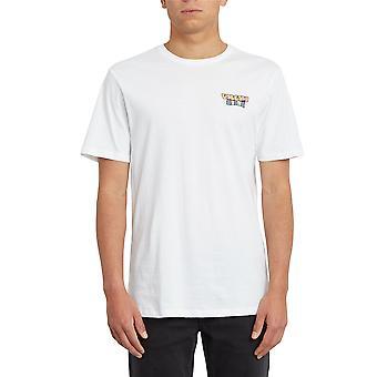 Volcom T-paita ~ Daybreak Fty valkoinen