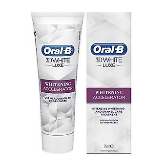 Whitening Accelerator 3d White Luxe Oral-B (75 ml)