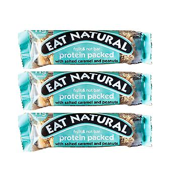 12 x Fruit Nut Bars 45g Gezouten Caramel Pinda's Voedzaam Healthy Food Snack Natural?