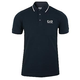 قميص بولو ليلة زرقاء Ea7 امبريو أرماني للرجال