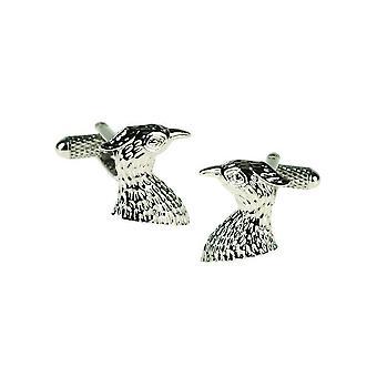 Onyx Art CK621 Cufflinks - Falcon