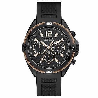 Guess W1168G3 Surge Chronograph Armbanduhr Herren's Uhr