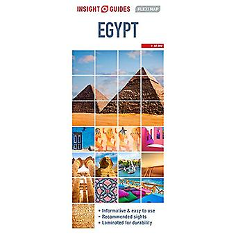 Insight Guides Flexi Map Egypt (Insight Maps) by Insight Guides - 978