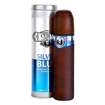 Cuba Original - Bleu Argent - Eau De Toilette - 100ML