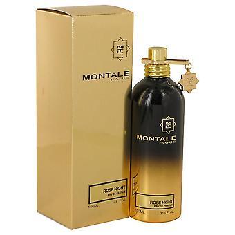 Montale stieg Montale 3.4 oz Eau De Parfum Spray Night Eau De Parfum Spray (Unisex)