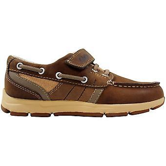 Clarks båd sko Brown 26061865 Pre-School